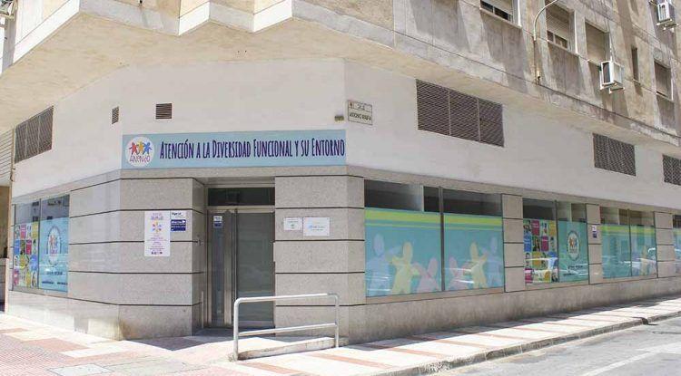 ANENDO Málaga: centro de referencia en atención a niños con diversidad funcional