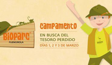 campamento Semana Blanca para niños en Bioparc Fuengirola