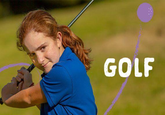 Campamento de golf, nueva modalidad del Campus WOB 2021 en Málaga