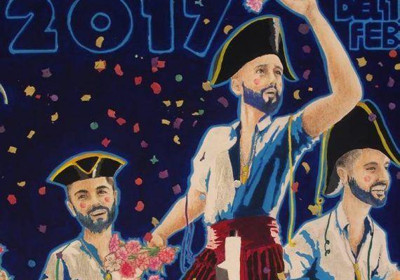 cartel carnaval Málaga