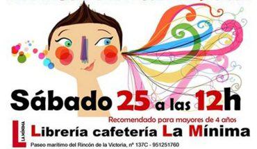 cuentacuentos infantil en El Rincón de la Victoria