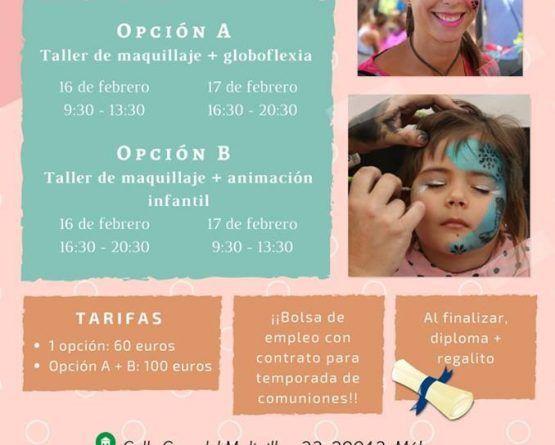 Curso De Animación Infantil En Málaga Actividades Para Niños En Málaga La Diversiva