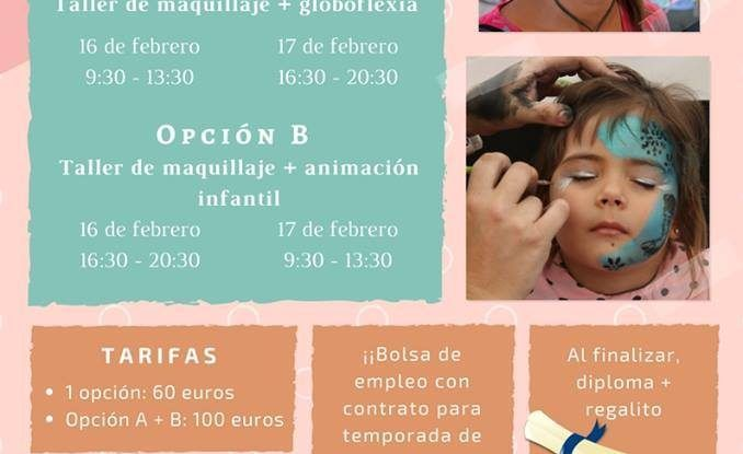 curso animación infantil