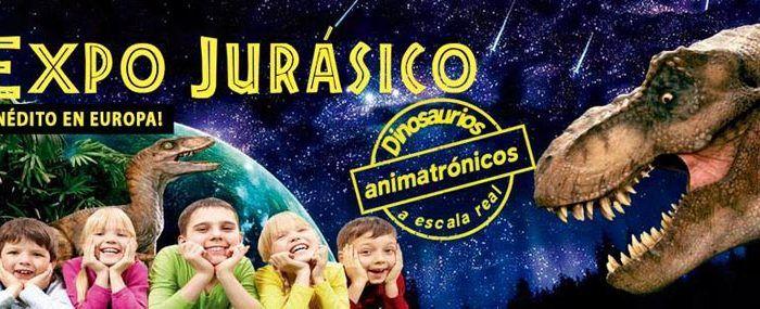 Expo Jurásico Málaga