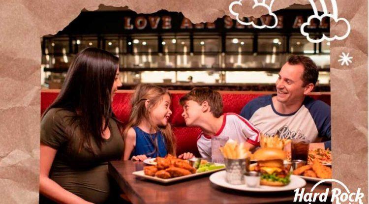 Campamento para niños en Hard Rock Cafe durante la Semana Blanca