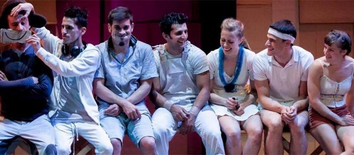 Ludo Circo en el Teatro Cánovas