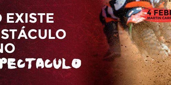 Show de motociclismo en Málaga