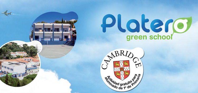 Platero Green School jornada puertas abiertas