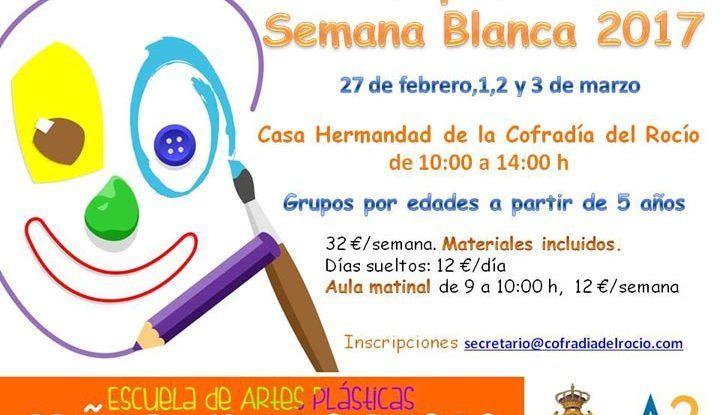 Semana Blanca para niños