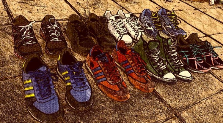 Zapatillas de running