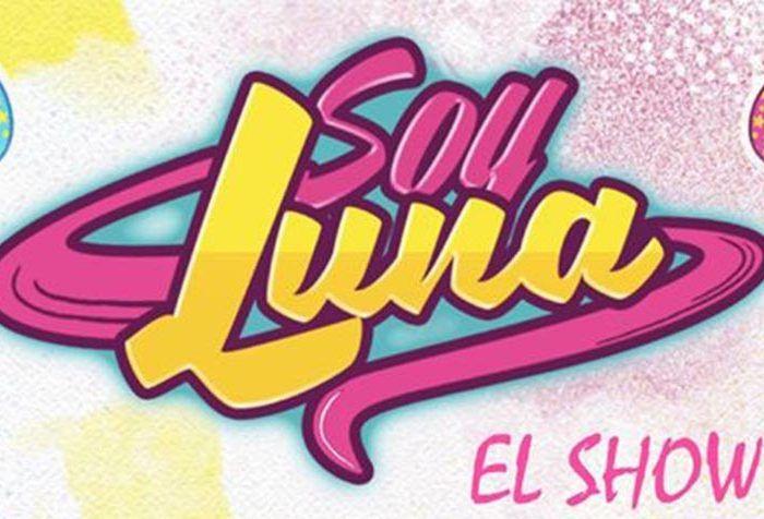 Show Soy Luna concierto para niños en Málaga