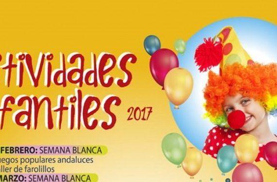 Actividades para niños en el Centro Comercial Rincón de la Victoria