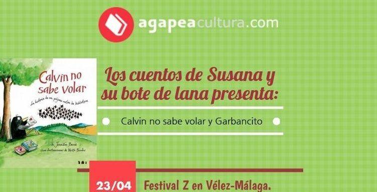 Cuentacuentos para niños con Agapea en el Festival Z de Vélez-Málaga