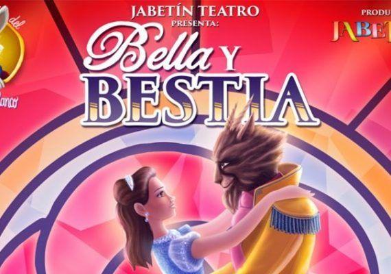 Bella y Bestia Teatro Alameda