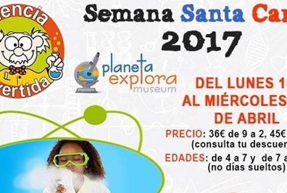 Campamento de Semana Santa PlanetaExplora en Benalmádena