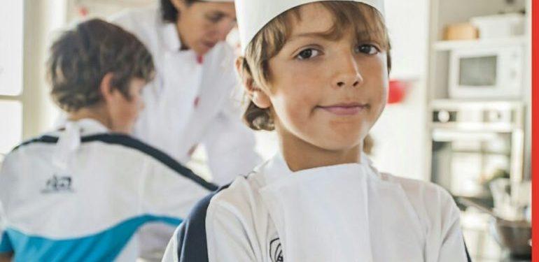 Campamento de cocina para niños en Semana Santa con Cooking Málaga