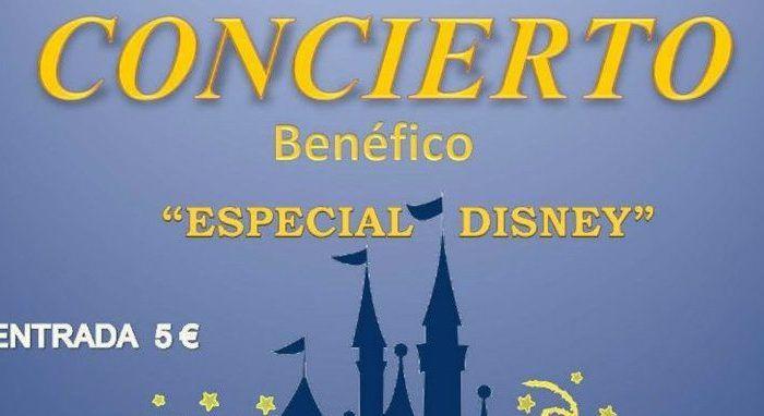 Concierto benéfico para niños 'Especial Disney' en Marbella