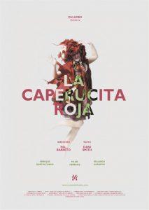 La Caperucita Roja en La Cochera Cabaret Málaga
