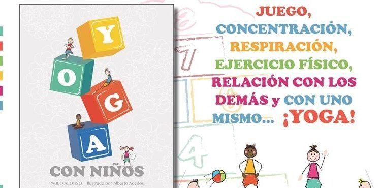 Libro Yoga con niños Pablo Alonso