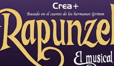 Musical infantil Rapunzel en la Sala Teatro Creamás de Málaga