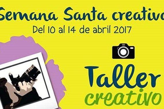 Taller creativo para niños en la Semana Santa del Museo de Nerja