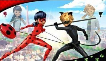 Taller de manualidades de Ladybug y Cat Noir en Málaga