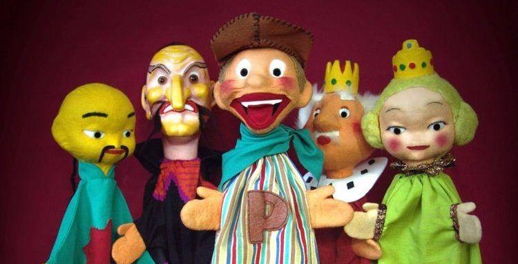 Teatro infantil de títeres 'Peneque el Valiente y Fu Man Chi' en el Teatro Echegaray de Málaga