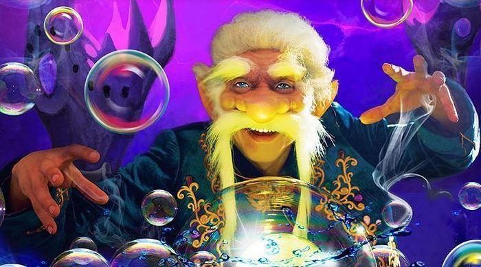 Espectáculo Magia con burbujas para niños en Marbella, Ronda, Mijas y Sevilla