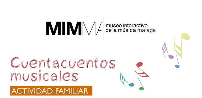 cuentacuentos musicales MIMMA