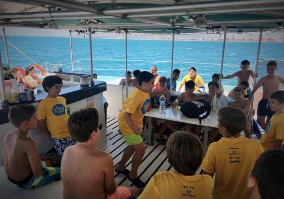Fútbol, baloncesto o aventuras en el campamento para niños y jóvenes de verano de Boom Camp en Málaga