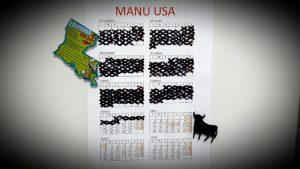 Calendario Manu USA