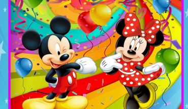 Fiesta infantil Mickey
