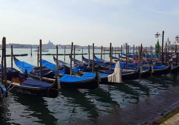 Escapada a Venecia