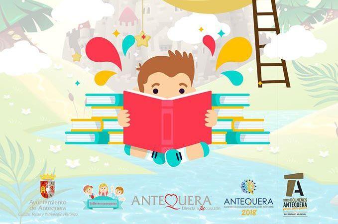 Taller infantil en Antequera
