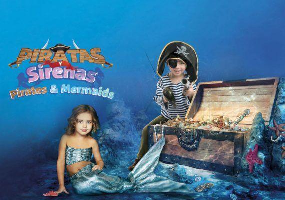 Actividades medioambientales, talleres y juegos para niños en Sea Life Benalmádena