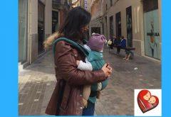 Ruta por Málaga con portabebés