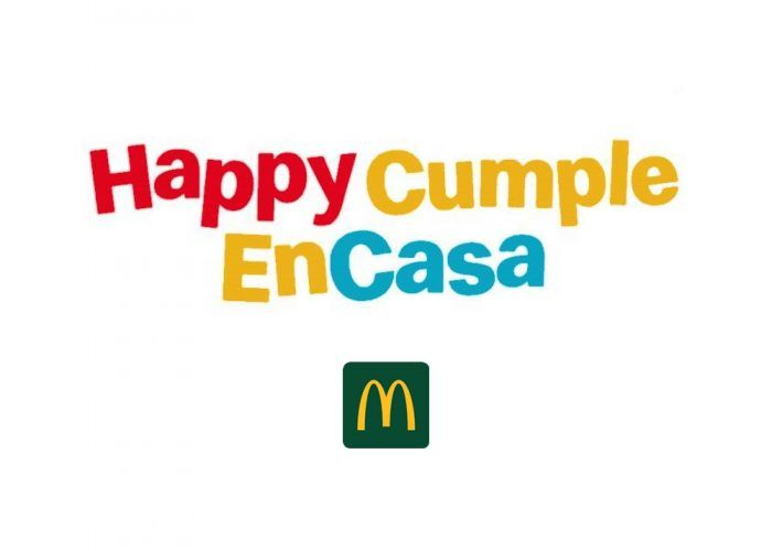 Happy Cumple en casa: celebra el cumpleaños de tu peque con McDonald's