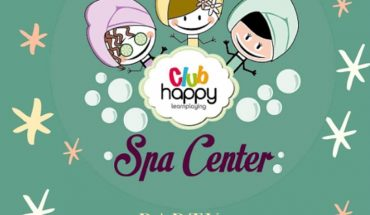 Fiesta Spa Center en el Club Happy