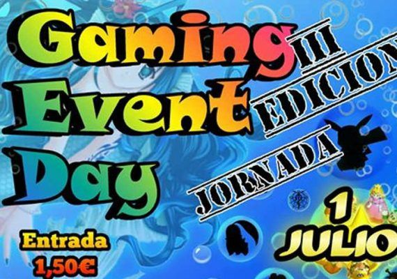 Gaming event day