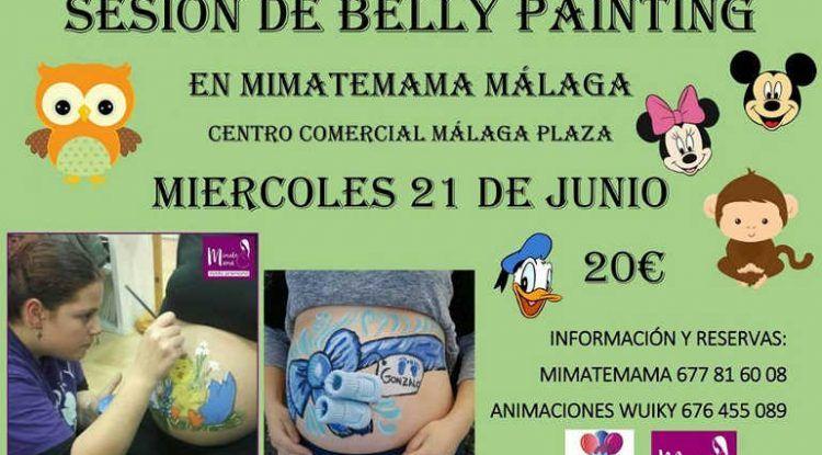 Belly painting Mimatemamá