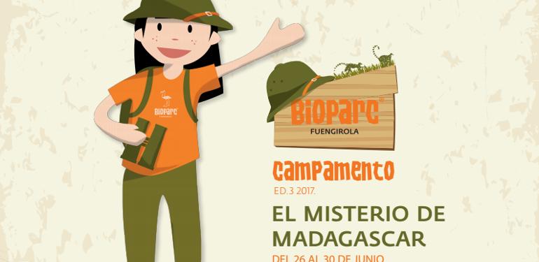 Campamento verano Bioparc Fuengirola