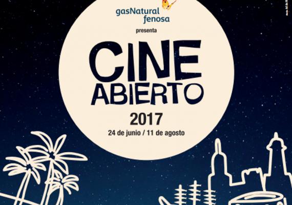 Cine abierto Málaga 2017
