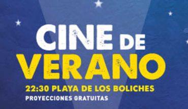 Cine de verano Fuengirola