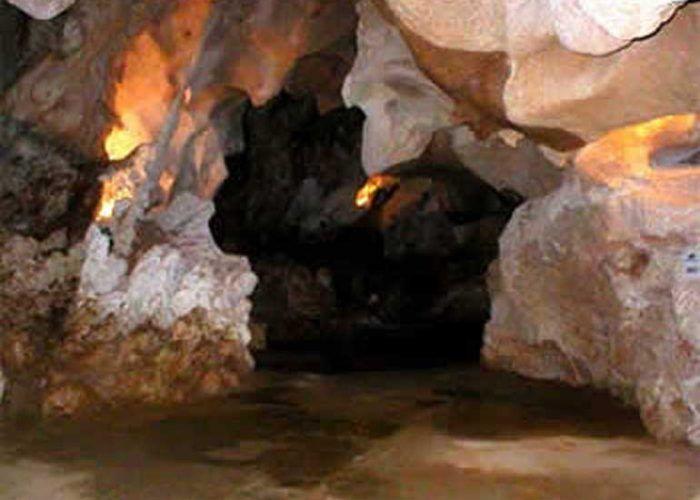 Cueva del tesoro Rincón de la Victoria