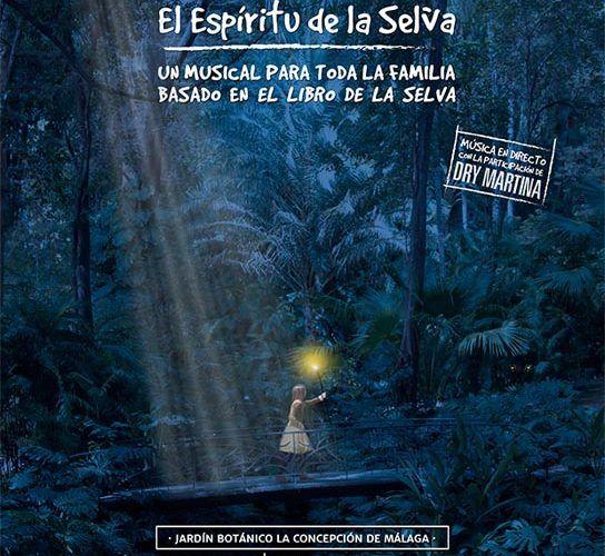 Cartel Hara el espíritu de la selva
