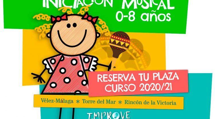 Clases de música para bebés y niños con Improve Educación Musical