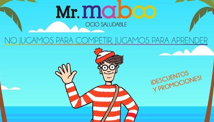 Mr. maboo campamentos de verano