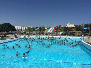 parque acuático Málaga