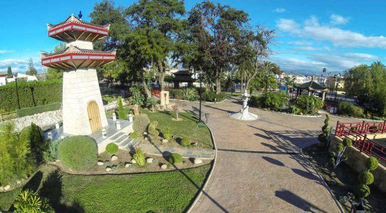 Jardín Oriental Alhaurín