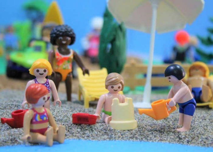 Exposición playmobil verano